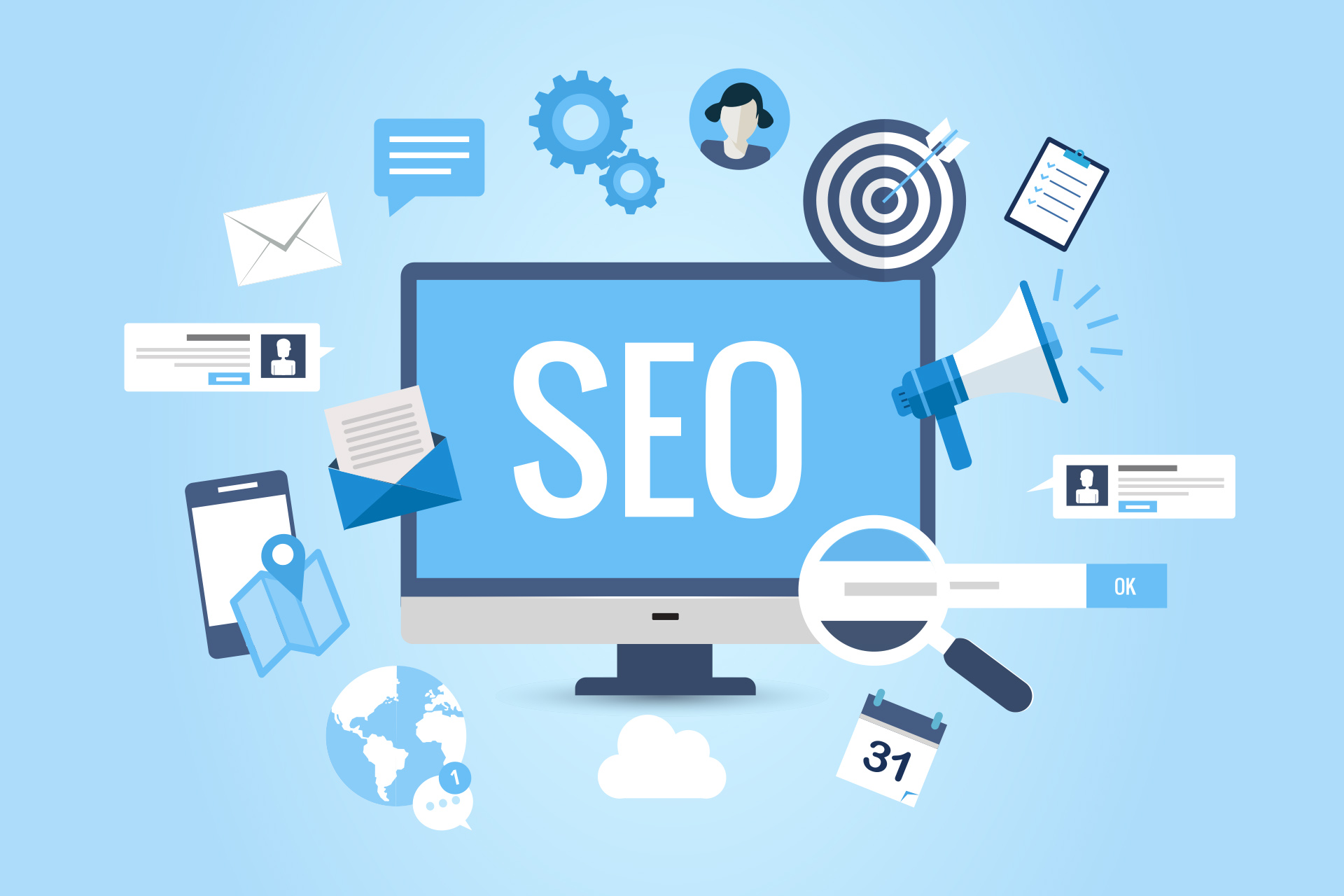 What is SEO ? How it works? The use of SEO and its types